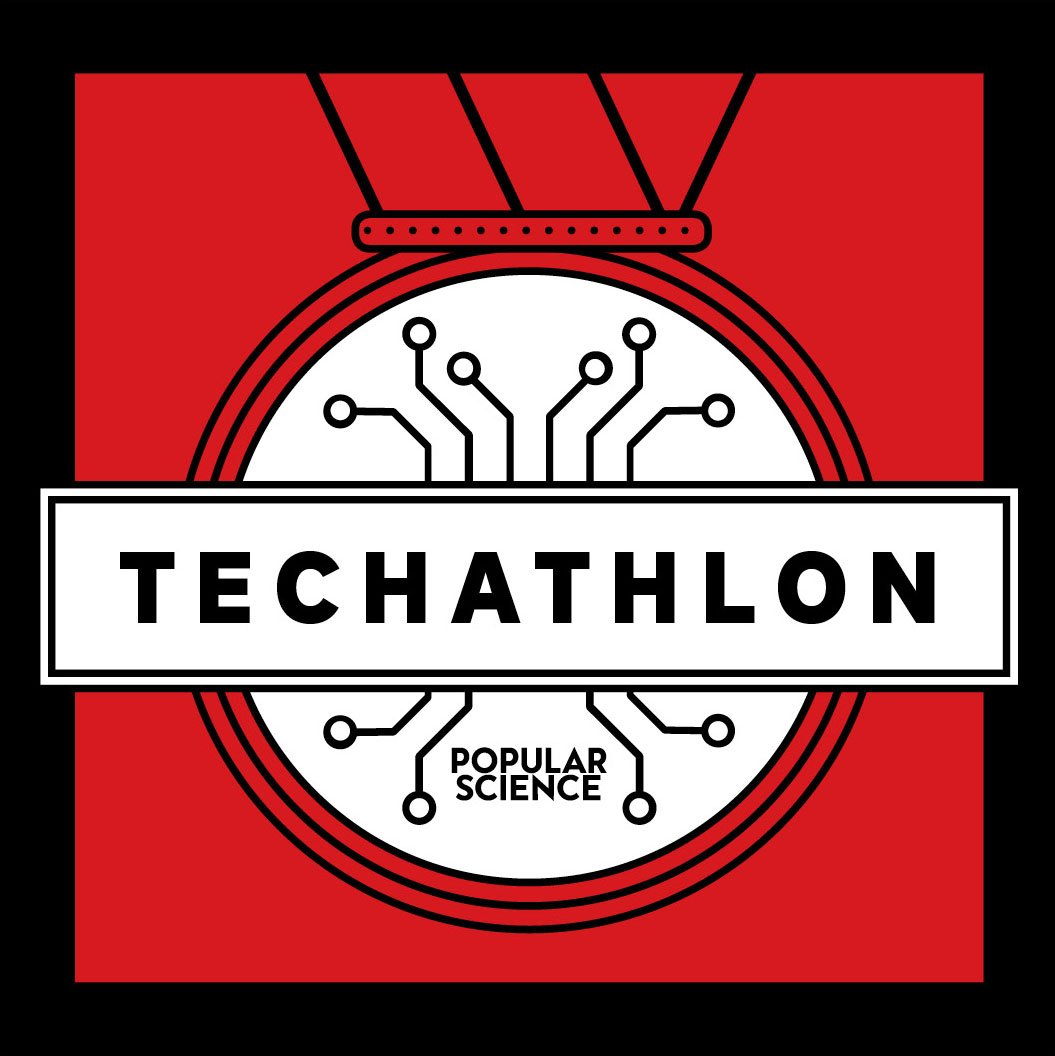Techathlon podcast: Body hacks, tech trivia, and smart fridge spies