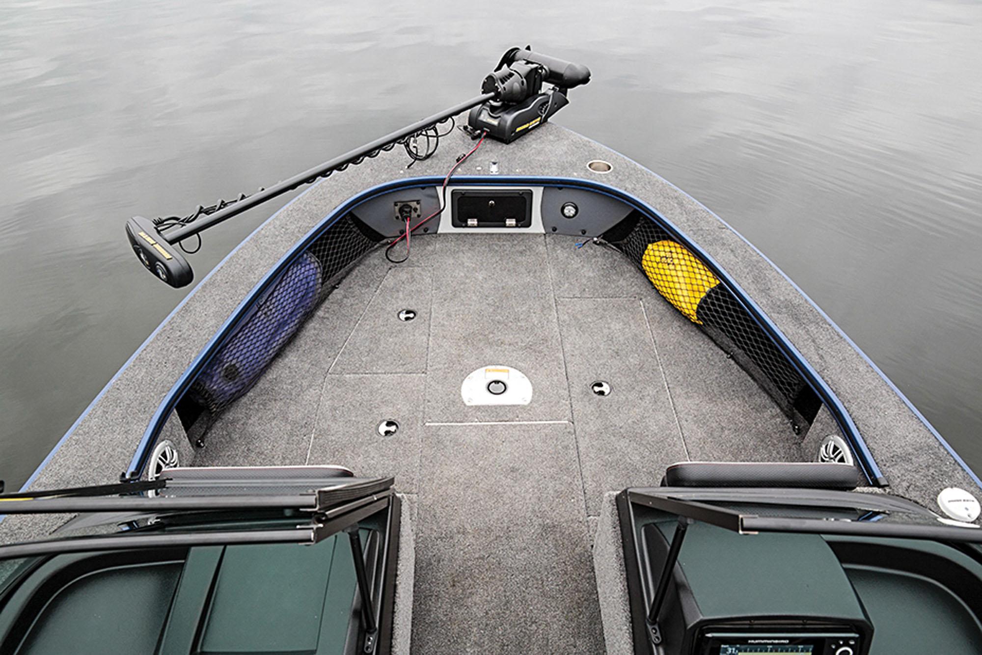 Alumacraft Tournament Sport 195 Boat Test | Boating Magazine