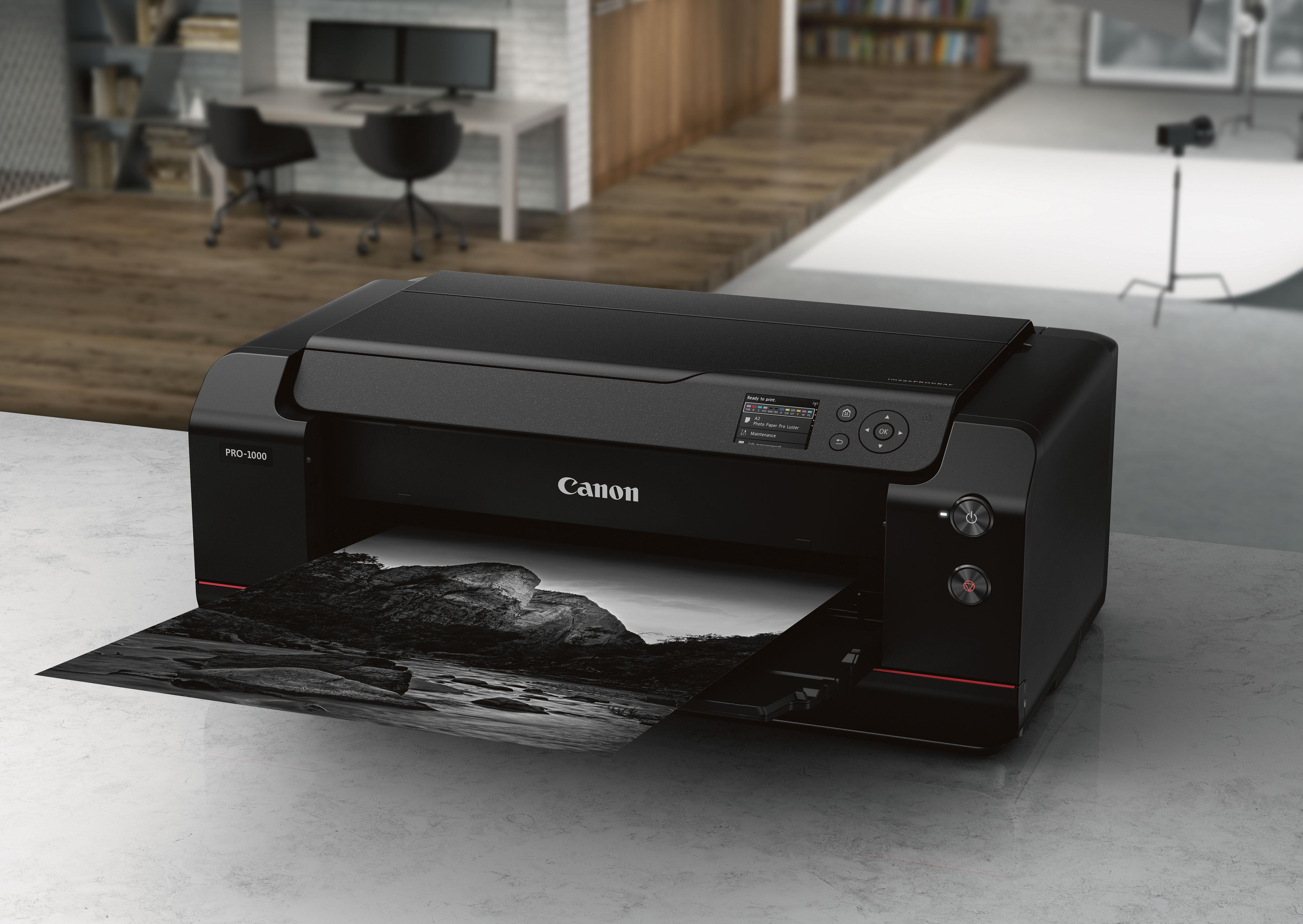 Canon Photo Printer   Popular Photography