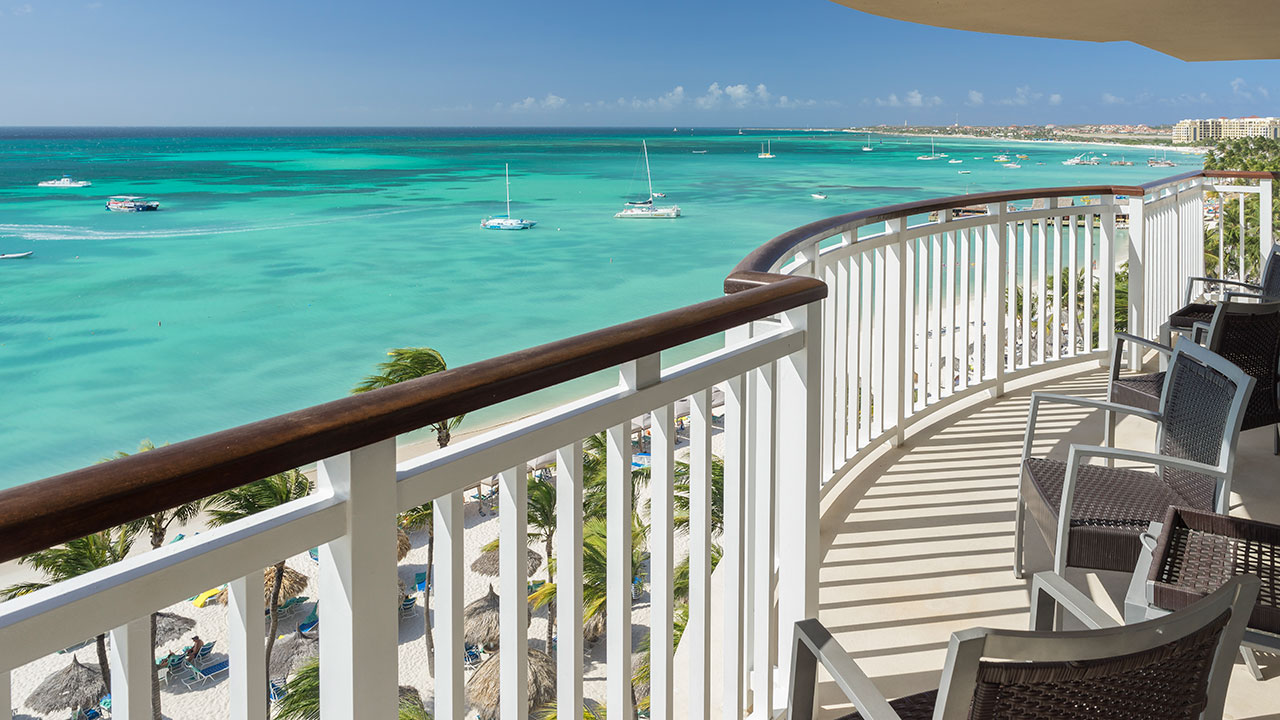 top 10 aruba resorts