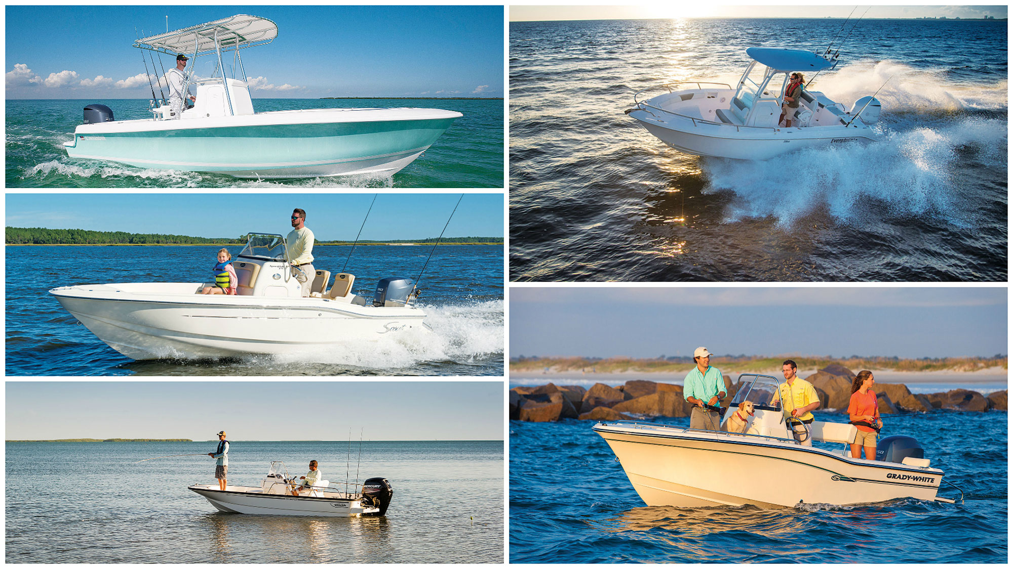 5 Best Center Console Boats, Small Center Consoles | Sport Fishing