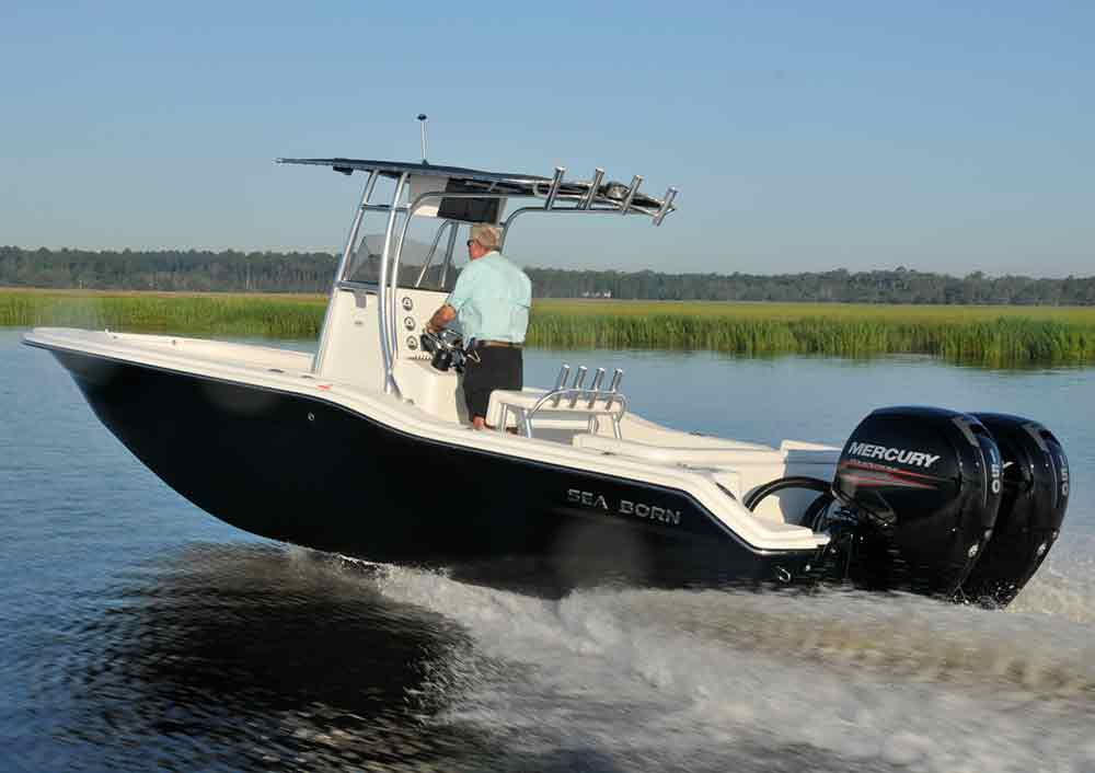 Deciding Between Single Outboards and Twin | Sport Fishing