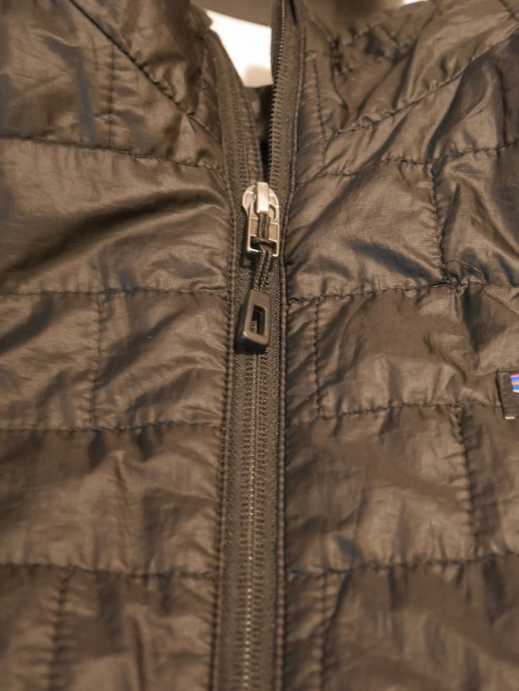 Jacket Zipper Pull Repair Black Package of 3