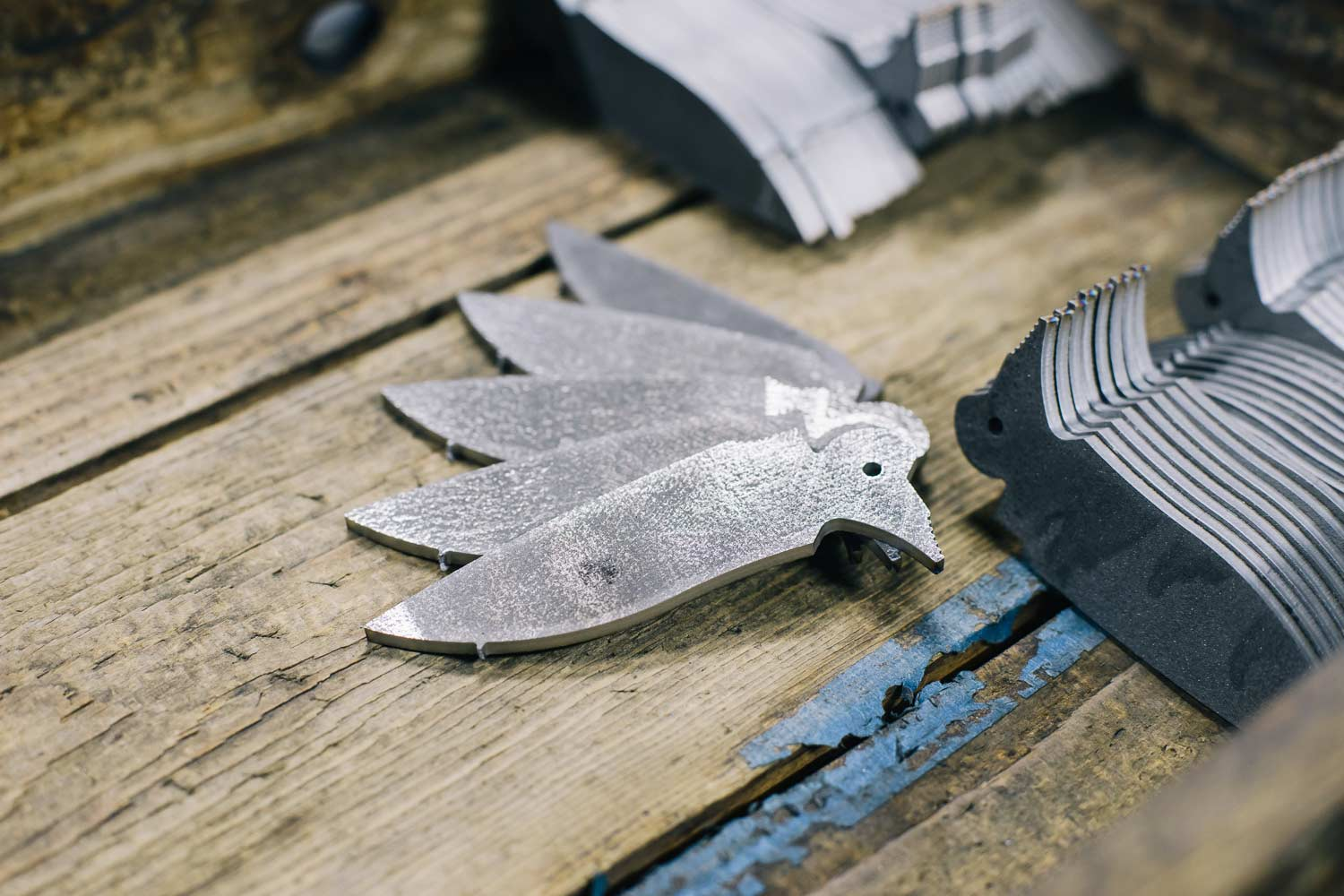 A deep dive into how knife blades are made