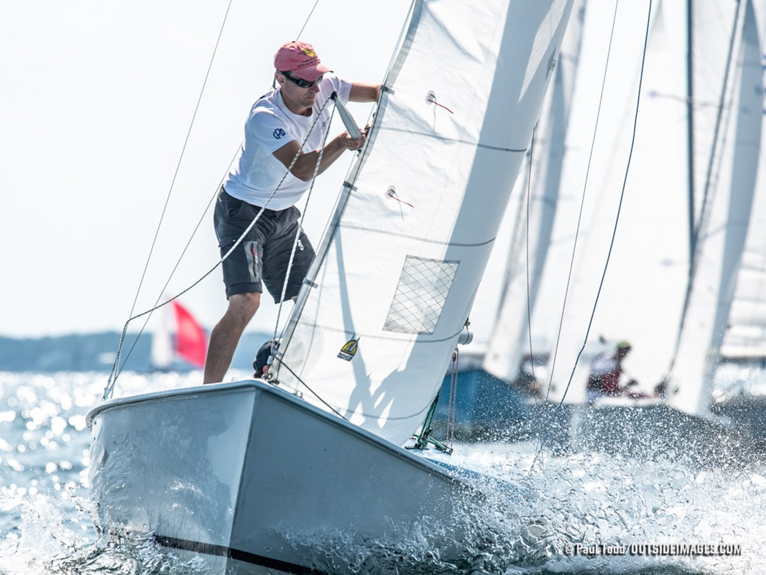 Controlling the Laser's New Controls   Sailing World