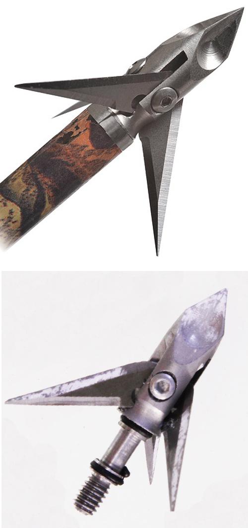 Best Broadheads: Mechanical and Fixed-Blade Broadheads