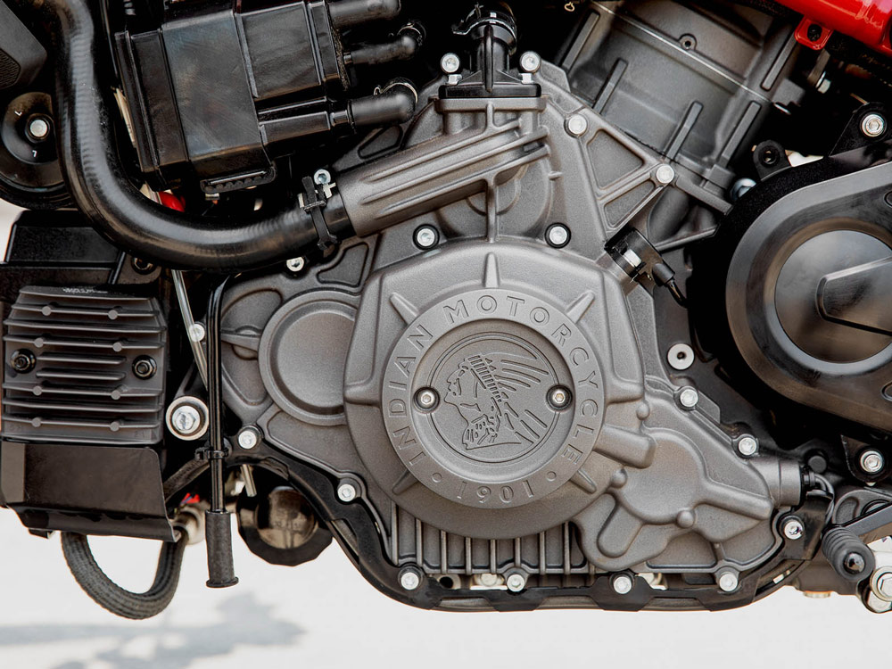 The 2019 Indian FTR 1200 Is Here | Cycle World
