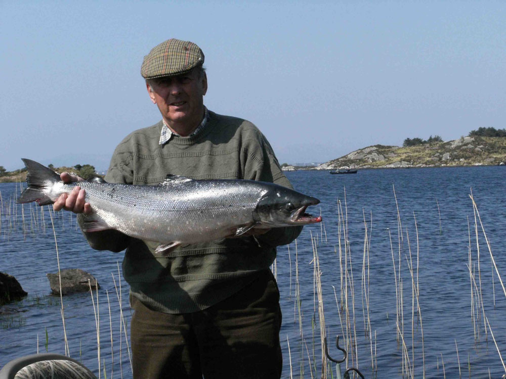 Fly Fishing the Emerald Isle: Salmon, Trout and Guinness on