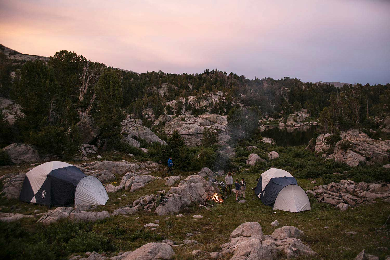 10 rules for picking the perfect campsite