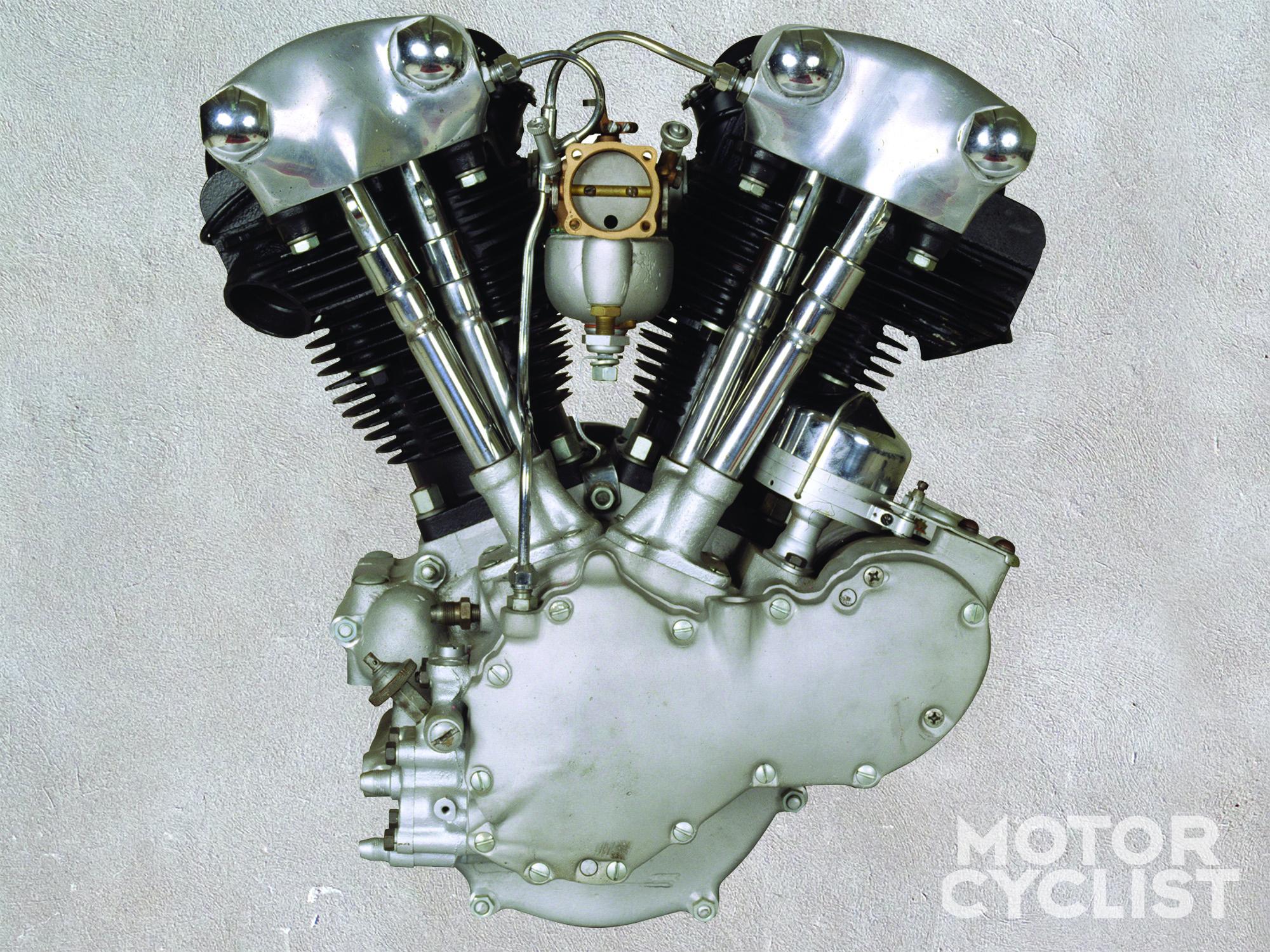 Harley-Davidson V-Twin Engine Timeline | Motorcyclist