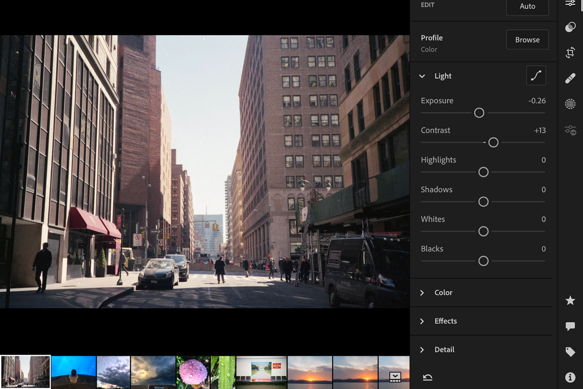 The new Photoshop for iPad isn't the best tablet photo-editing app