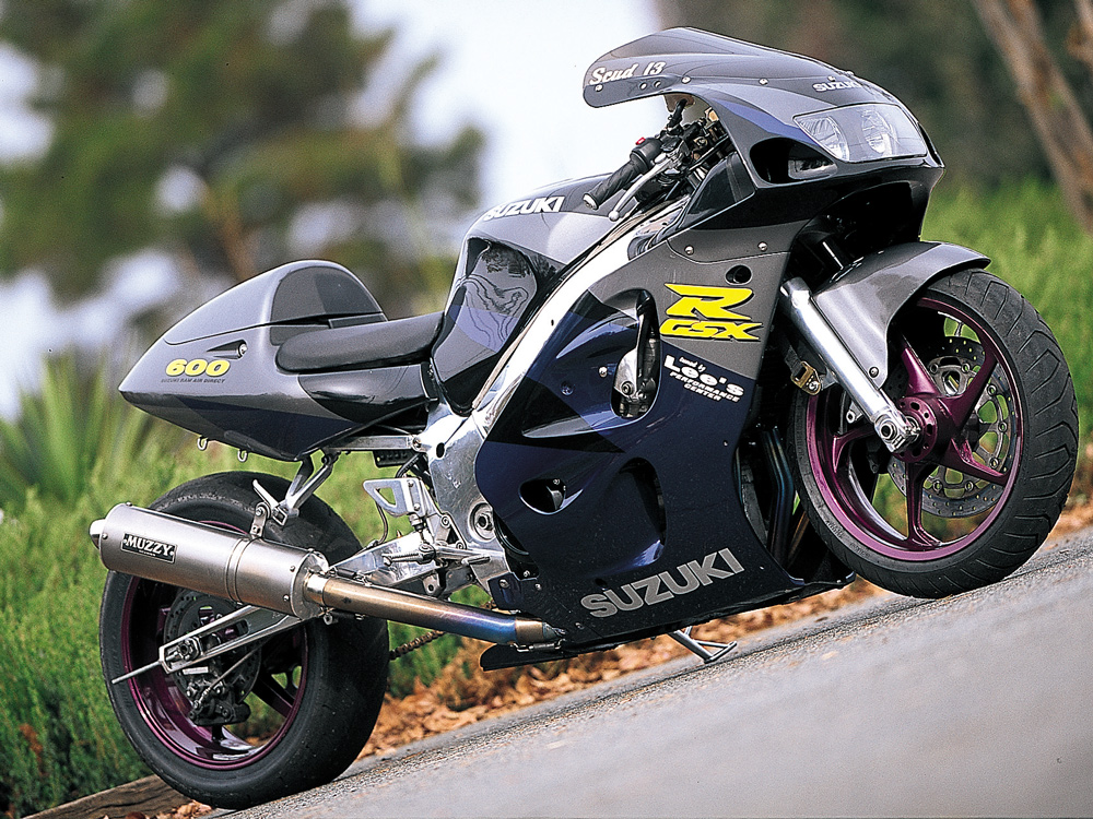 From the SR Archives: Baby 'Busa! | Cycle World