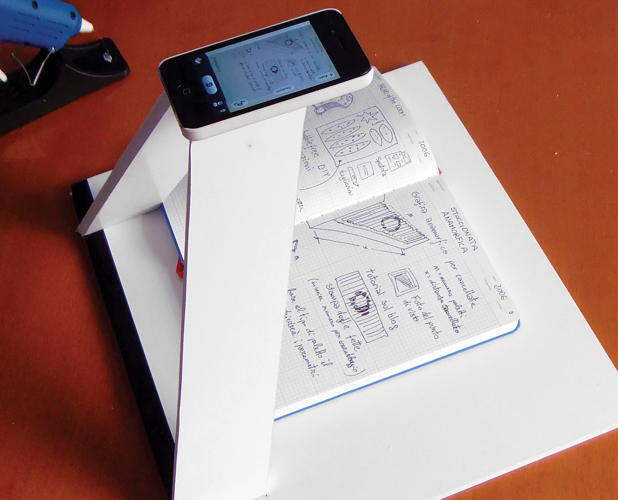 Build A Smartphone Scanner To Digitize Your Notes | Popular Science