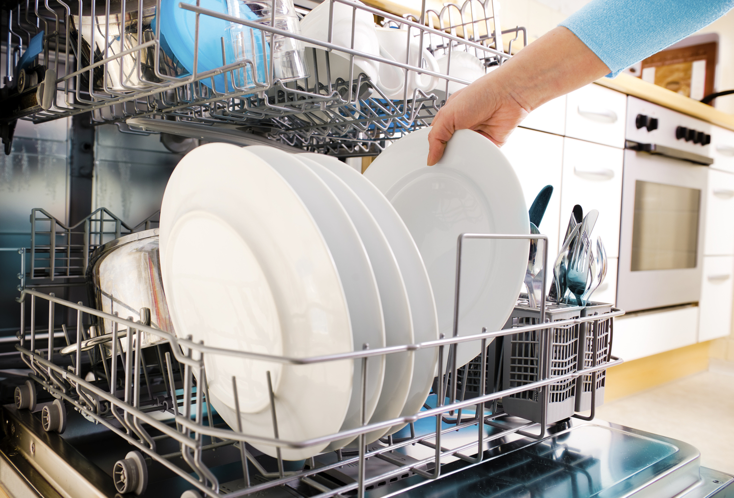 Save money by making your own dishwasher tablets