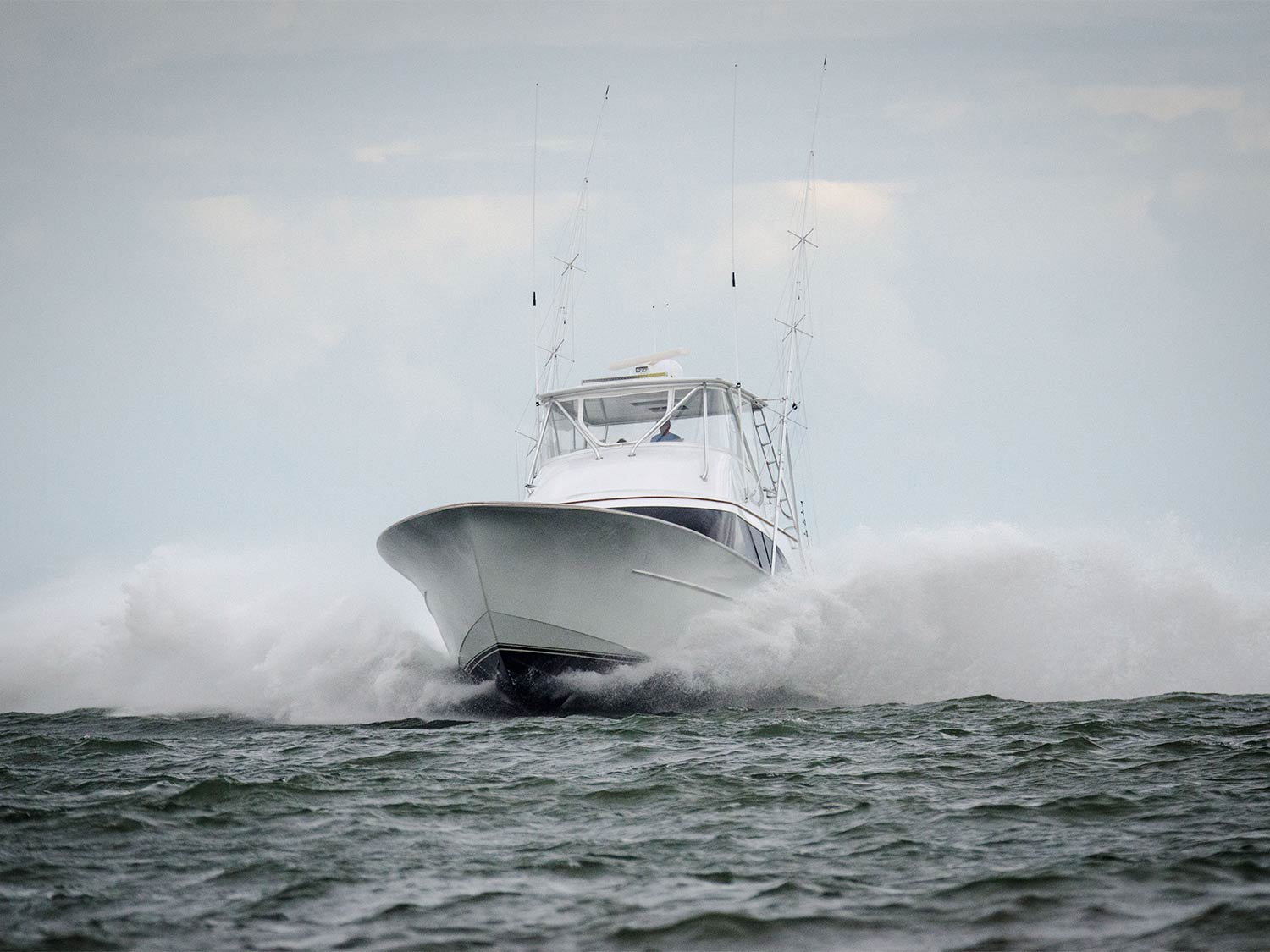 Boats of the 2019 South Carolina Governor's Cup Billfishing Series