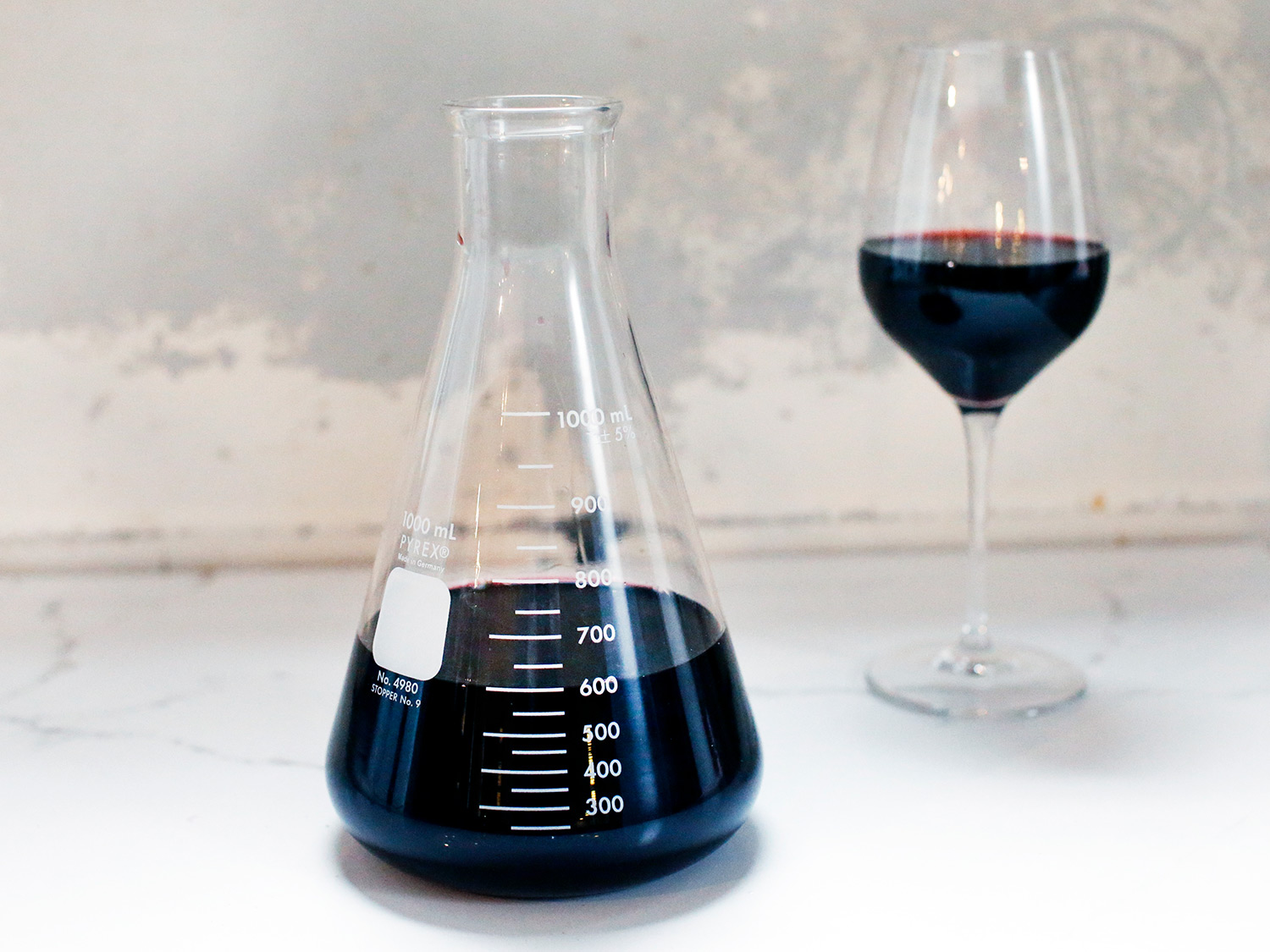 The Best Wine Decanter Is A Piece Of Lab Equipment Saveur