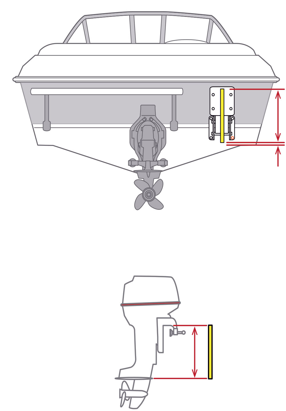 How To Install an Auxiliary Outboard Engine | Boating Magazine