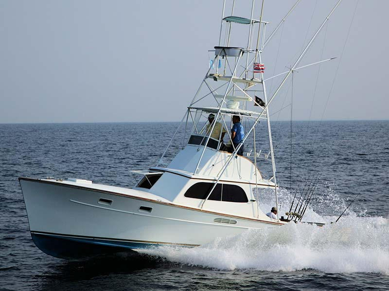 Best Sportfishing Boats of All Time, Offshore Fishing Boats