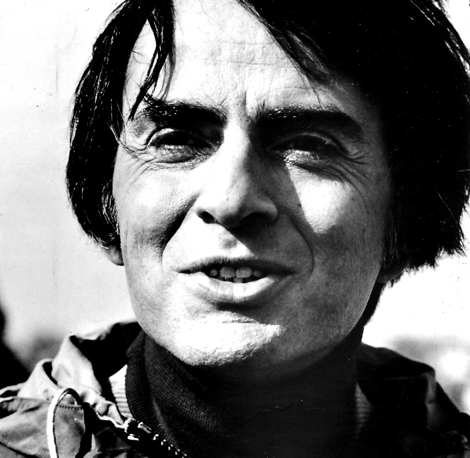 How Carl Sagan Described Death To His Young Daughter