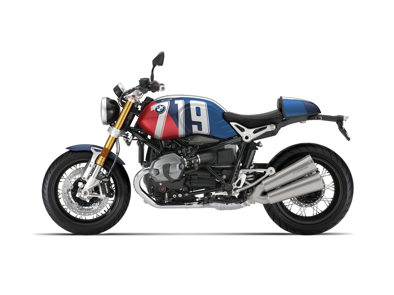 2019 BMW R nineT   Cycle World