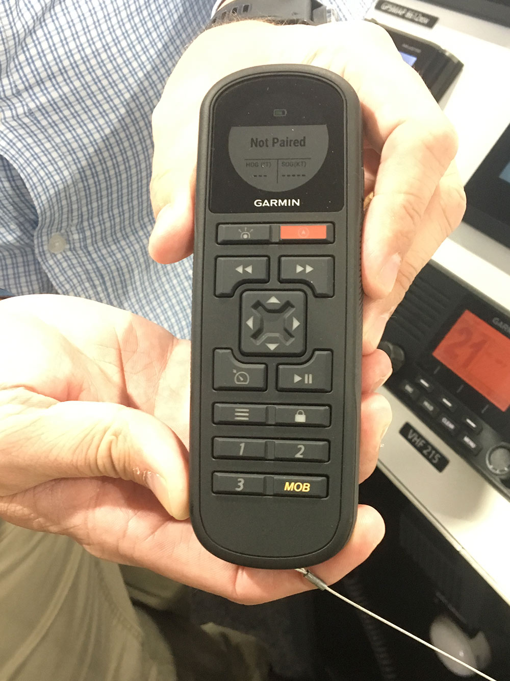 New Electronics at the Fort Lauderdale International Boat