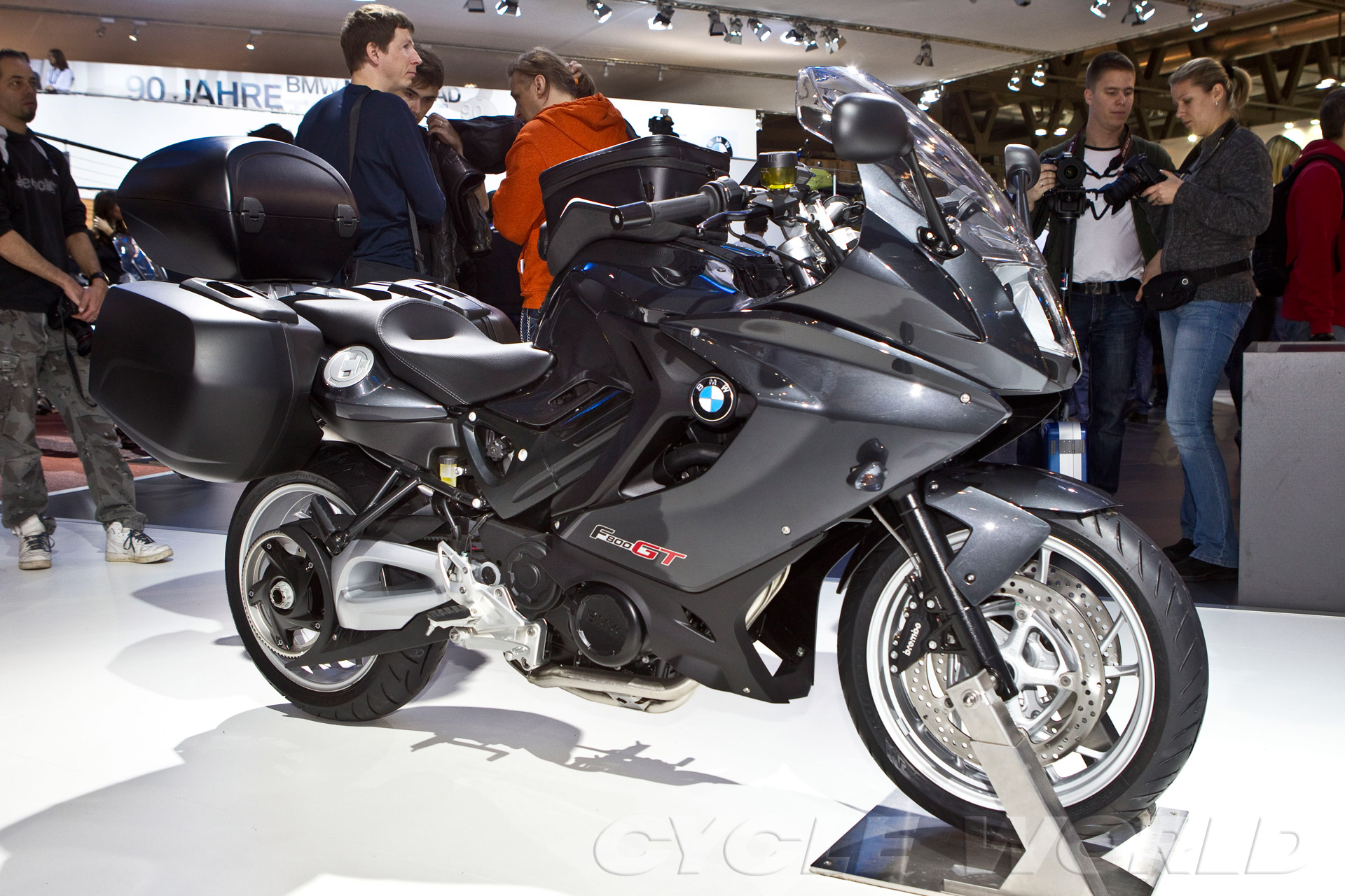 3 BMW F3GT First Look Review  Cycle World