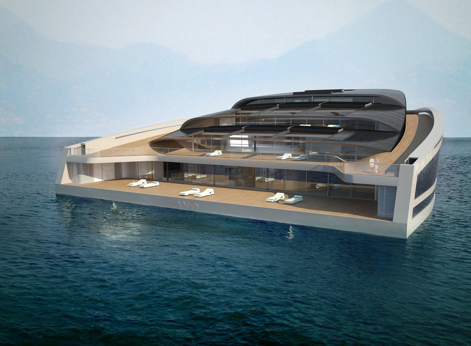 19 Outrageous Yacht Designs | Yachting