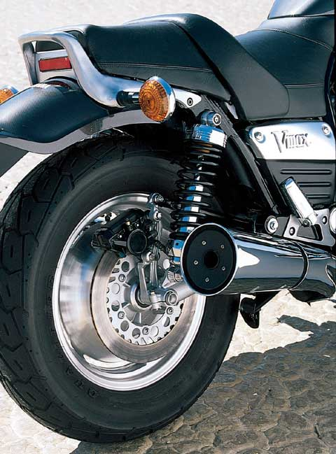 Fine Motorcycle Road Test Yamaha V Max Motorcycle Cruiser Ibusinesslaw Wood Chair Design Ideas Ibusinesslaworg