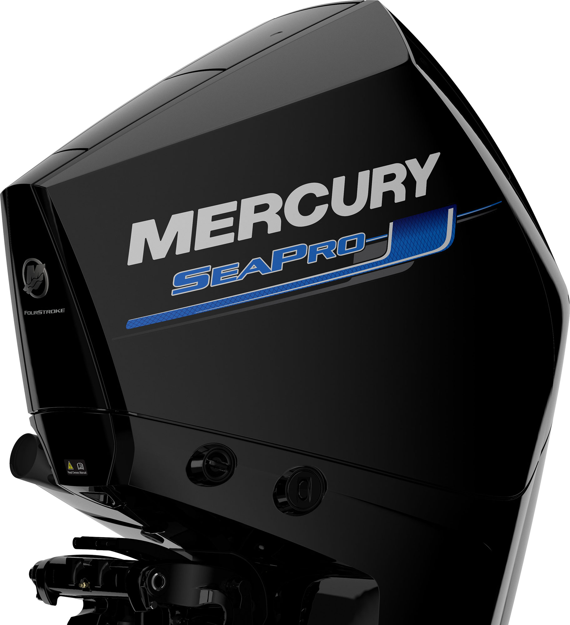 Mercury Debuts 200-, 225- and 250-HP Sea Pro Commercial
