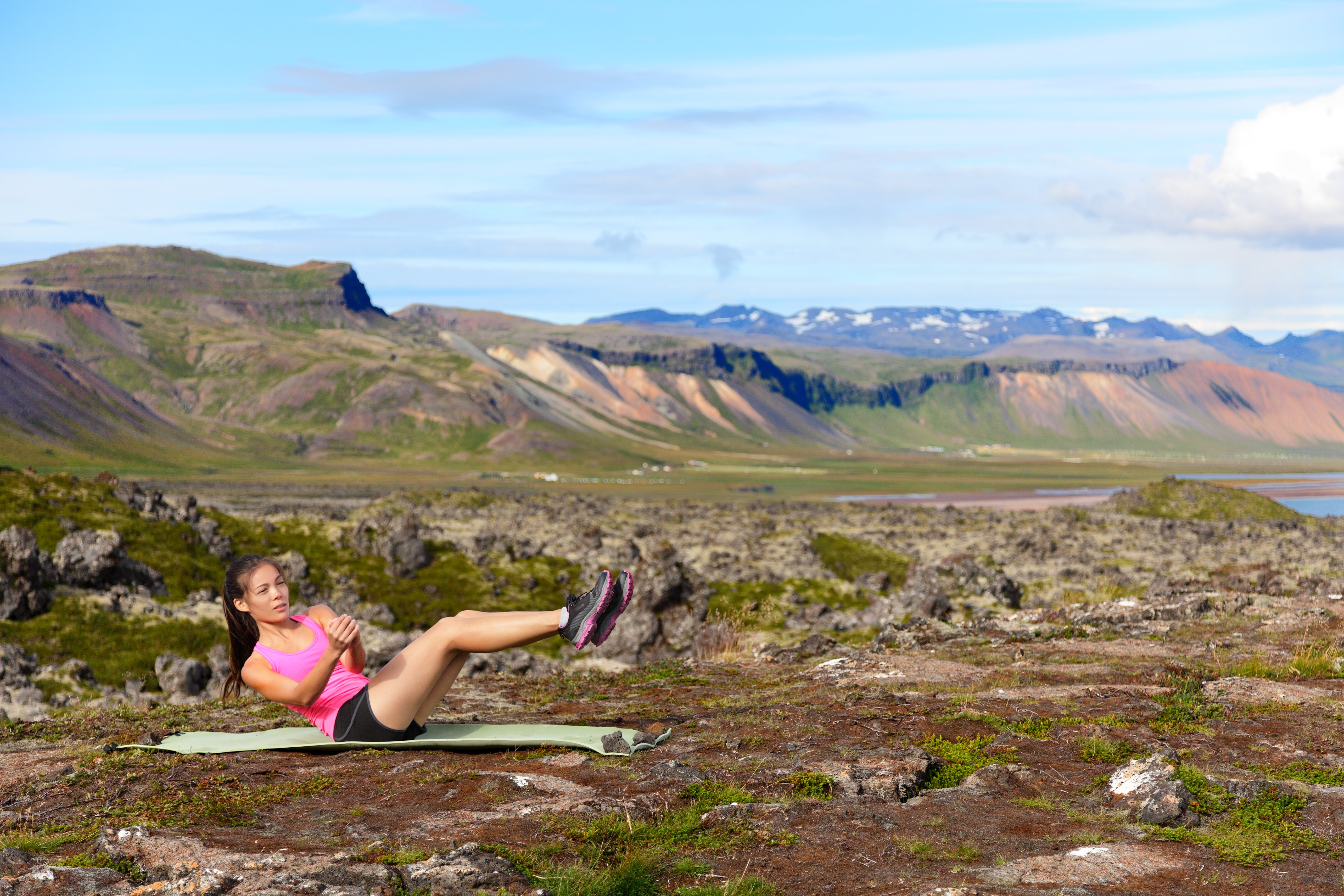How to spring back into outdoor exercise