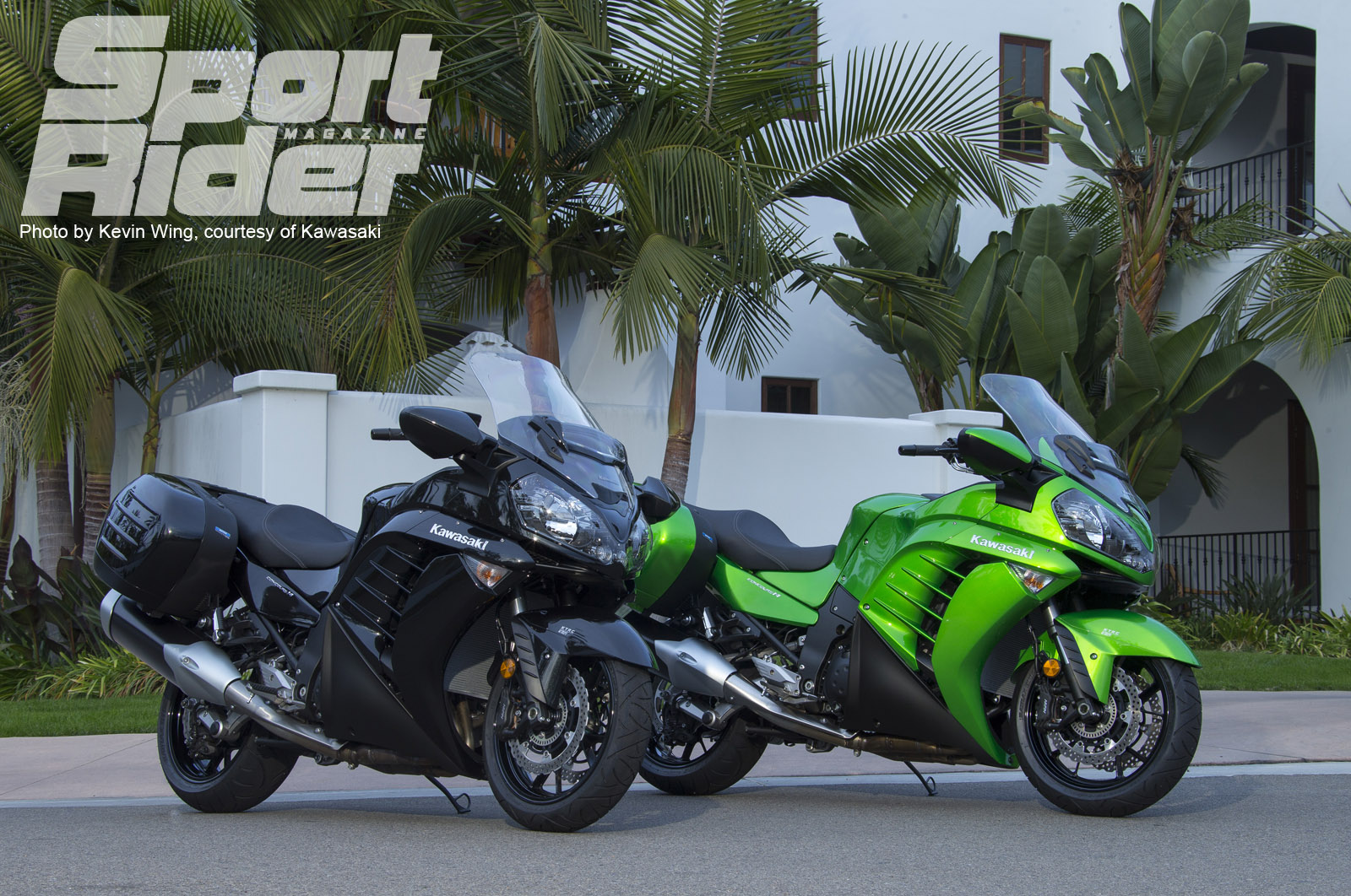 First Ride Review: 2015 Kawasaki Concours 14 | Cycle World