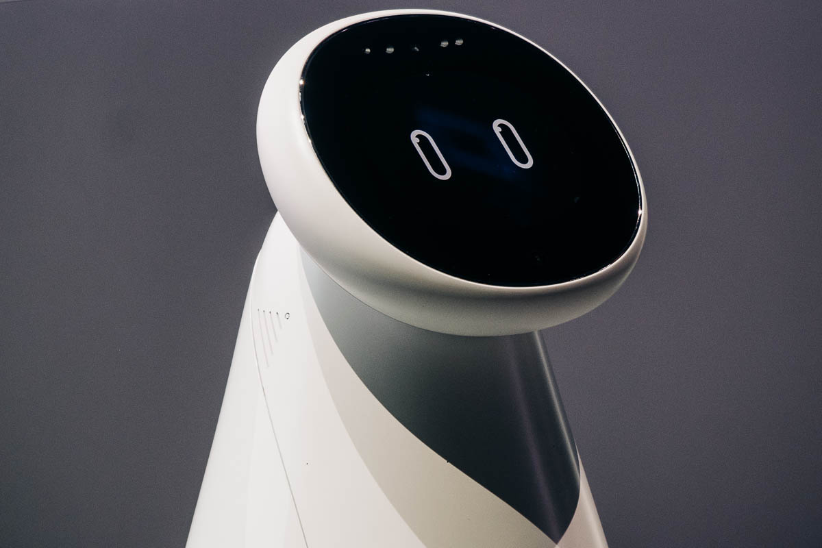 This may be the friendly robot face you see before you die