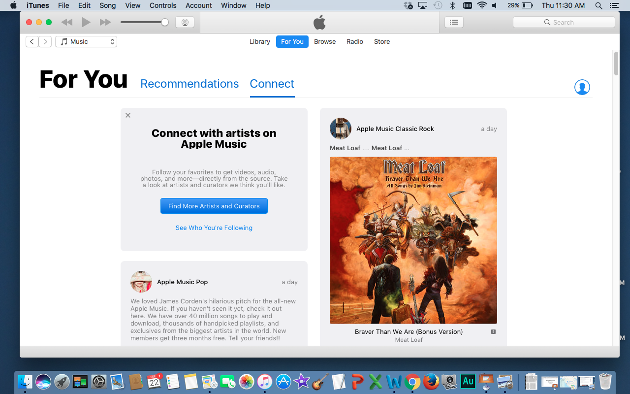 How To Use Apple Music On MacOS Sierra | Popular Science