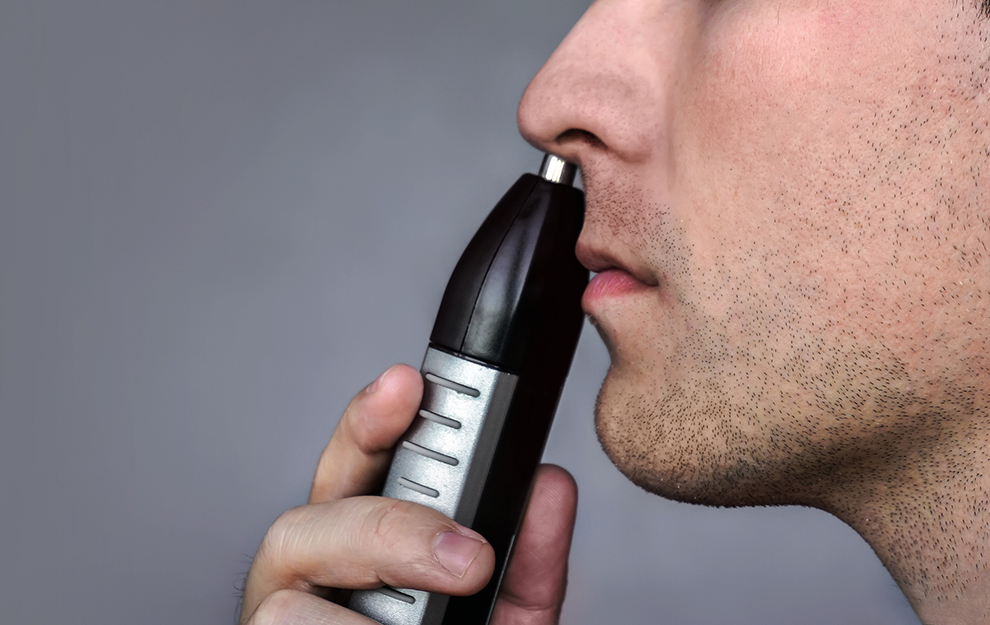 Versatile nose hair trimmers for every job