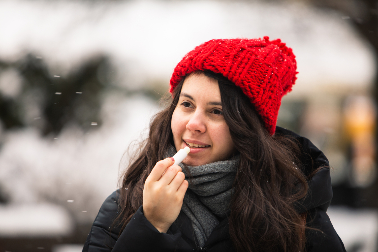 Winter-proof your lips with this DIY lip balm
