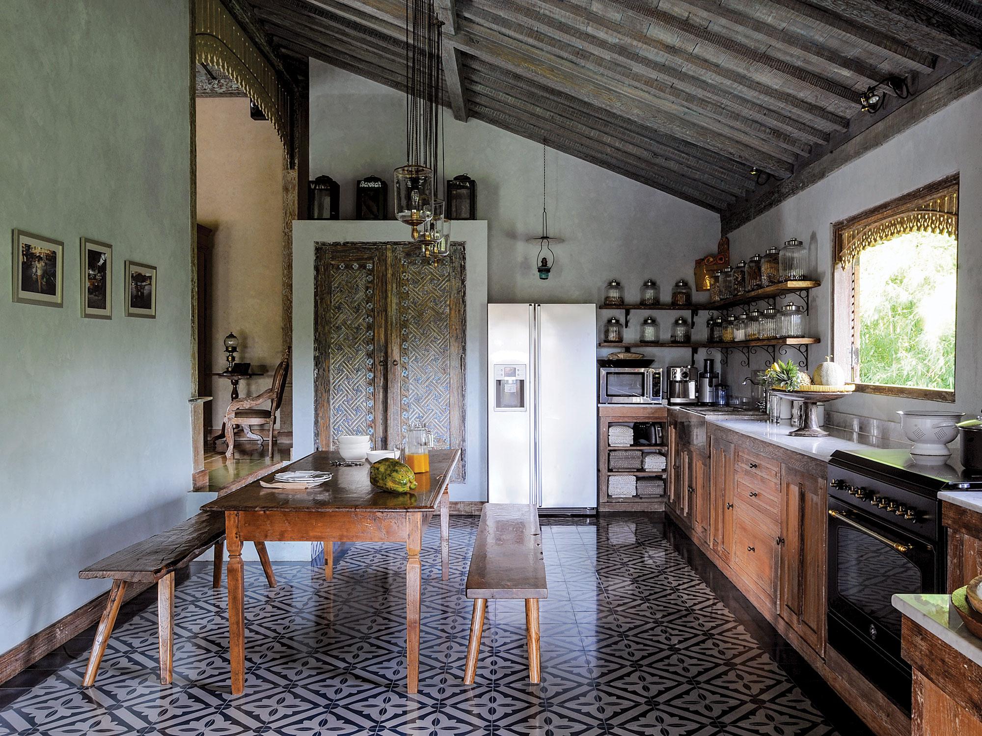 Indonesian Kitchen Design Saveur