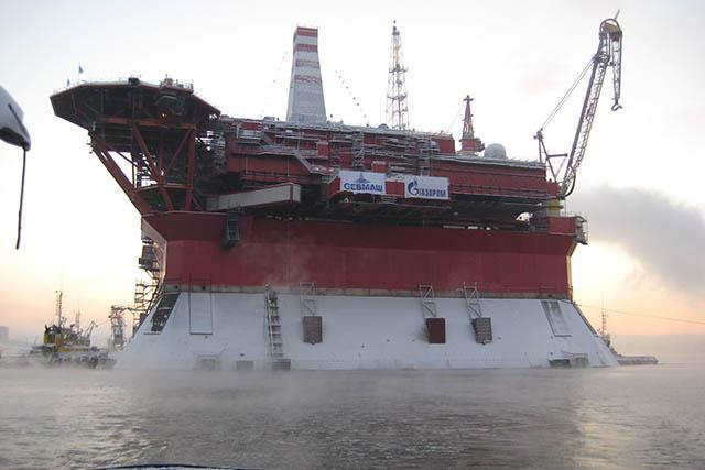 Russia Ships The World's First Load of Offshore Arctic Oil
