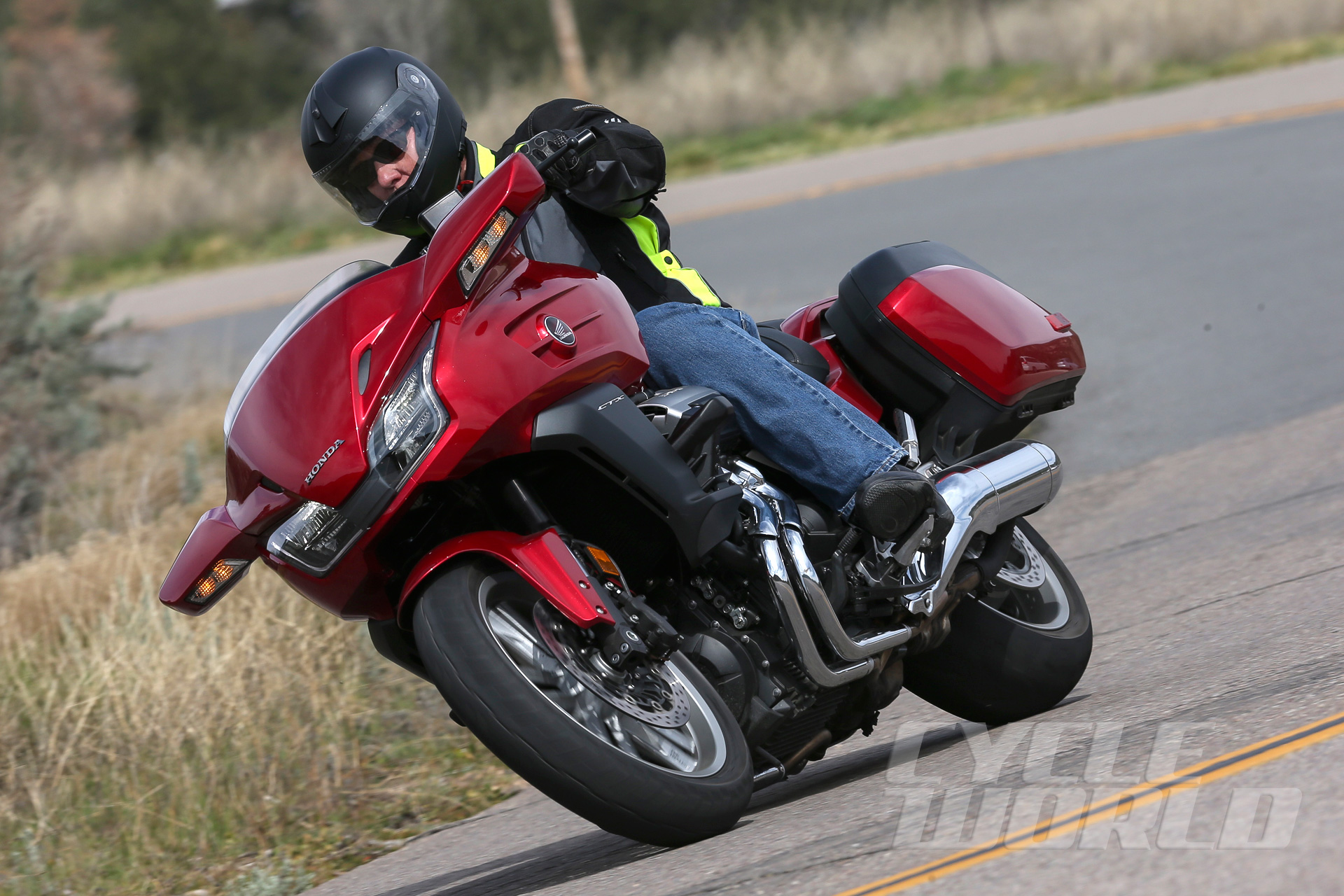 2014 Honda CTX1300- First Ride Cruiser Review- Photos- Specs | Cycle