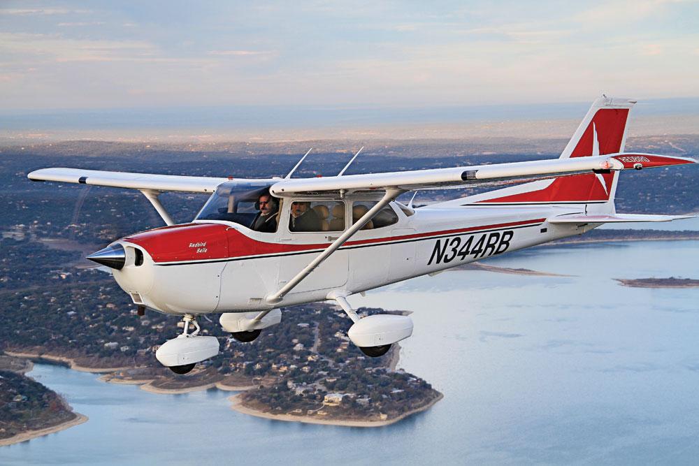 Cessna 172 Still Relevant Flying