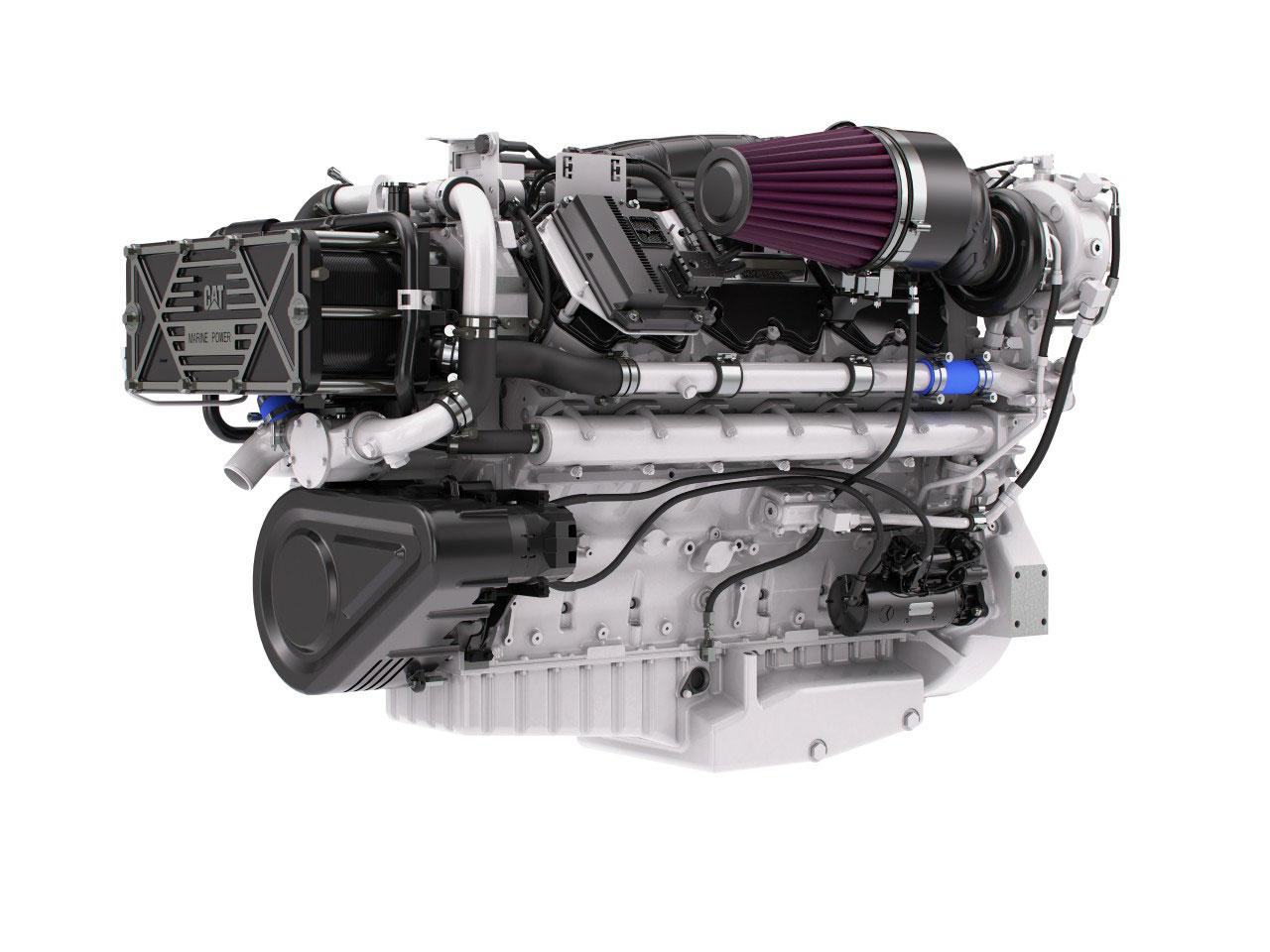 Best Diesel Marine Engines   Marlin Magazine