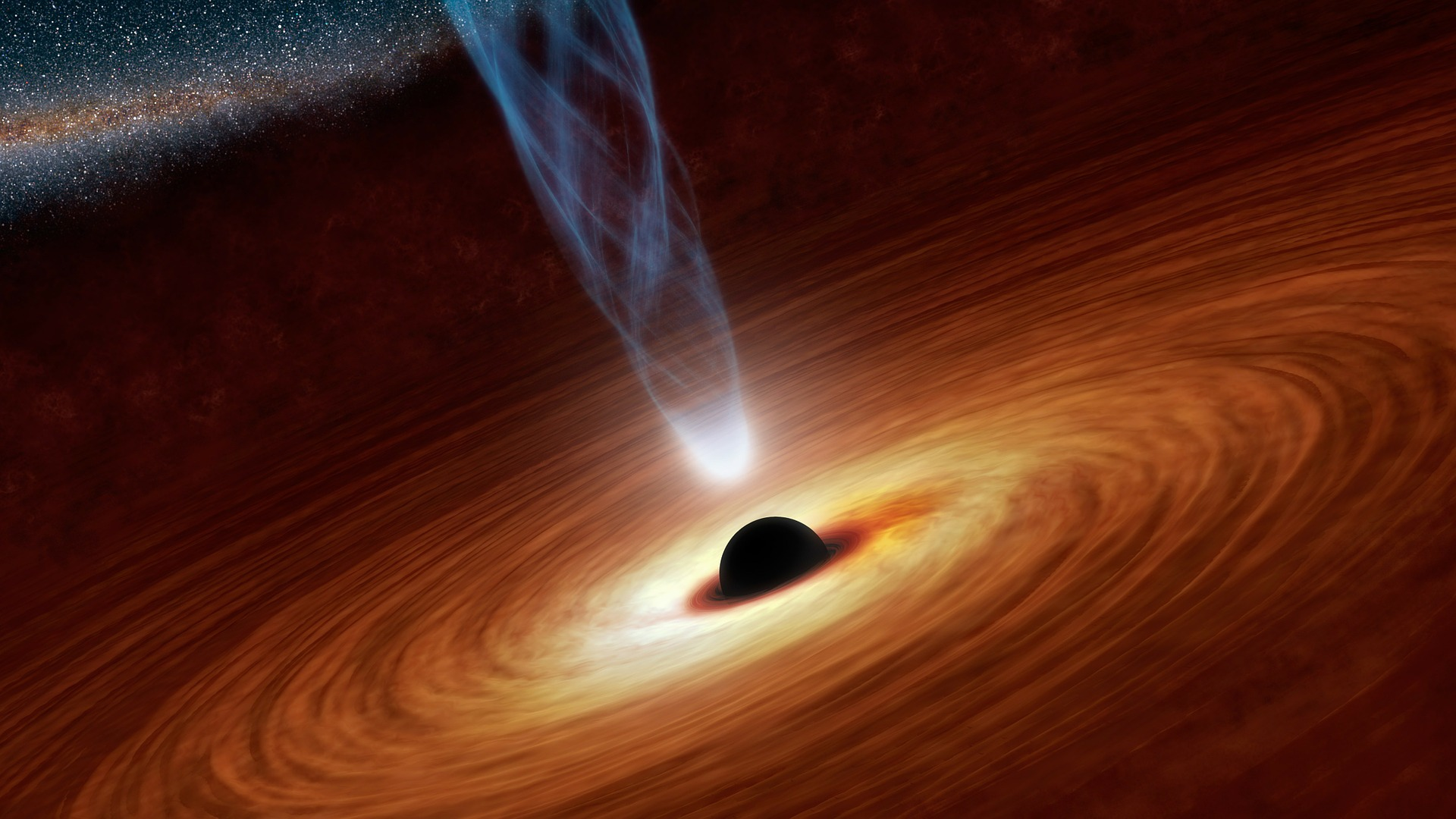Here's how life could thrive on a planet orbiting a black hole—and other alternative suns