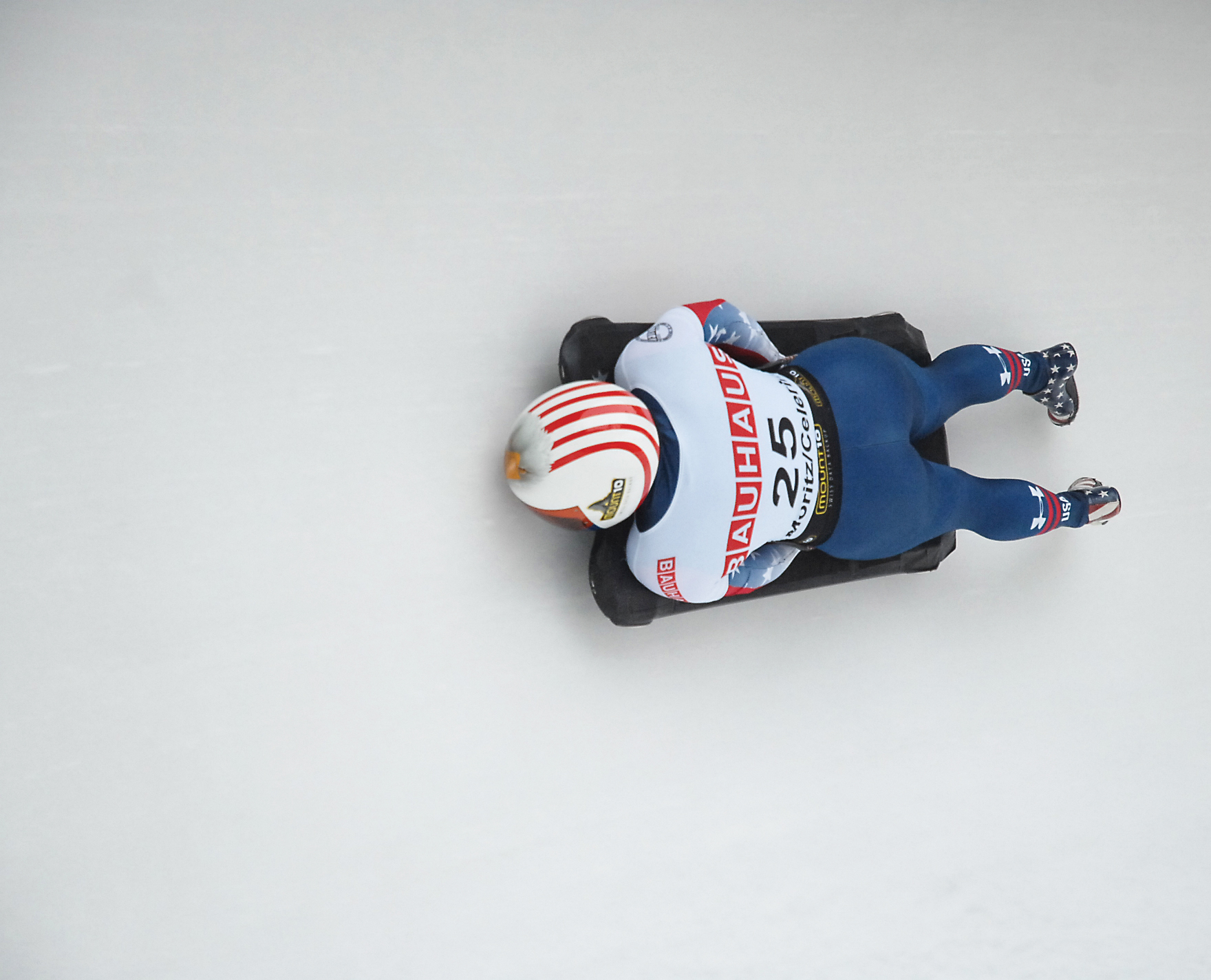 Engineering The Ideal Olympian: Personalized Skeleton Sled