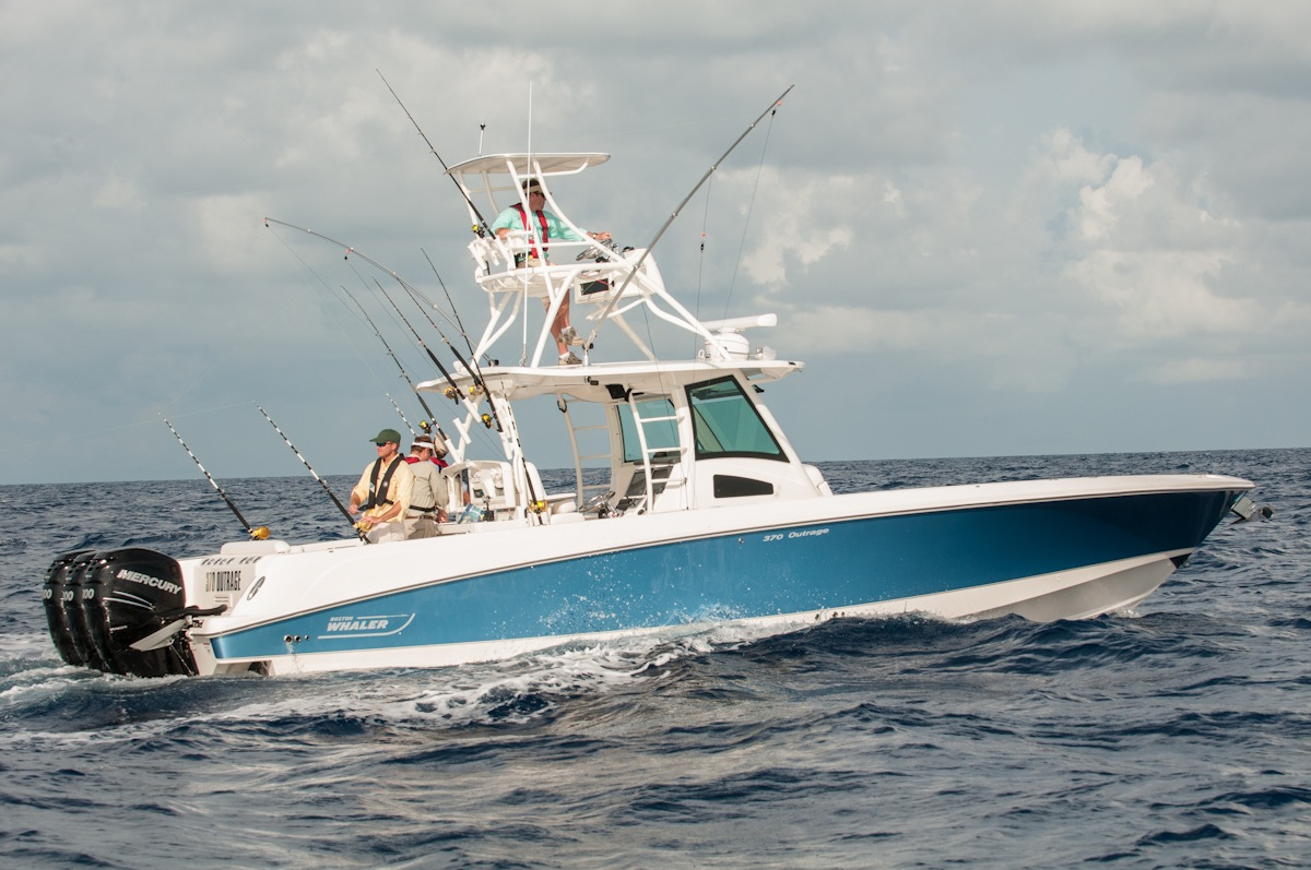 25 Best Boats For Fishing From The Last Decade Sport Fishing Magazine
