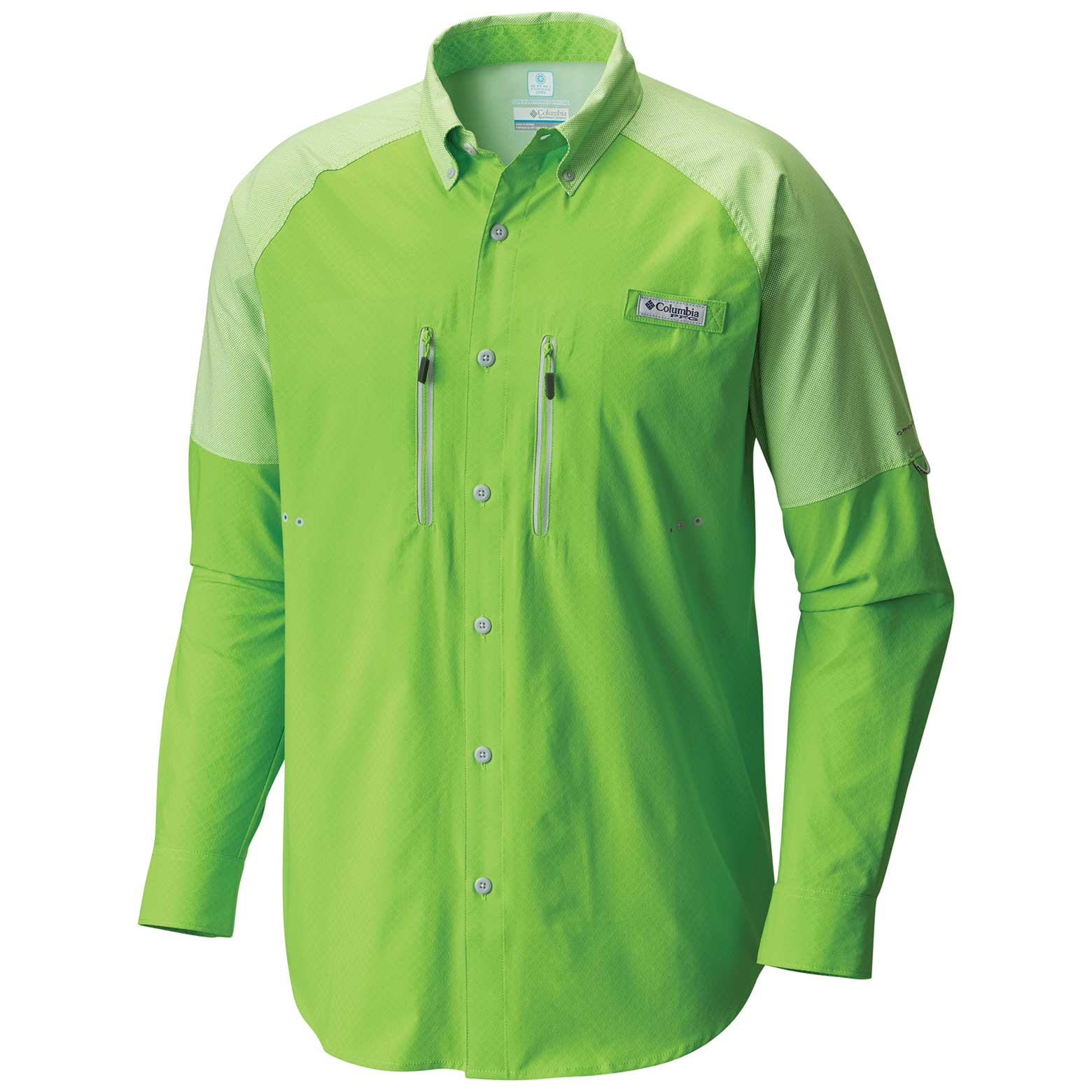 806b705c5bb High-Tech Shirts Keep Anglers Cool | Sport Fishing Magazine