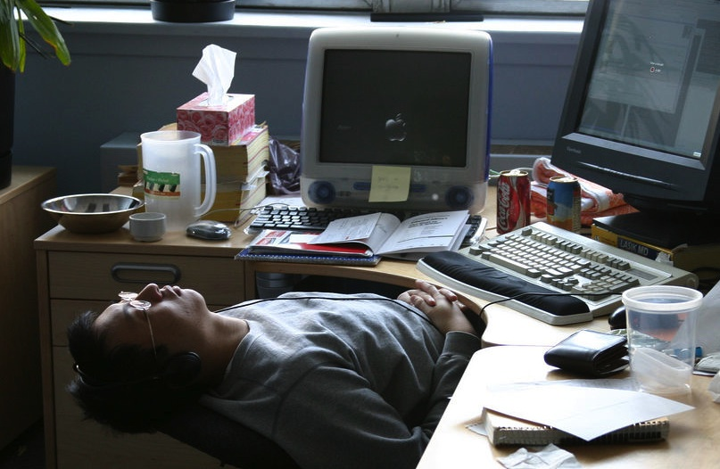 The Scientifically Best Way To Get Through A Day On No Sleep