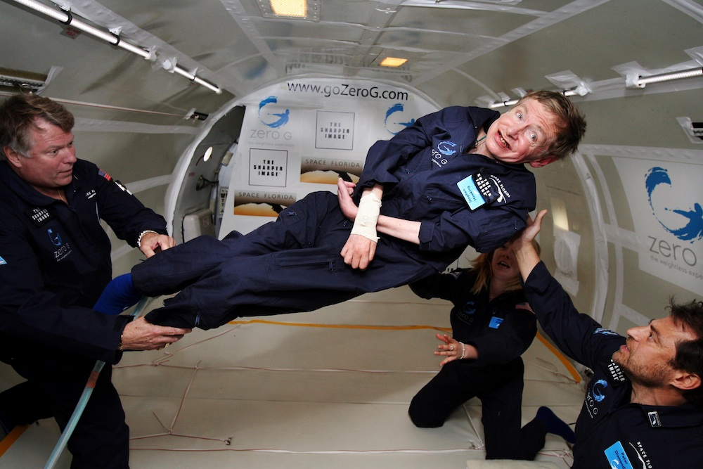 Stephen Hawking Says There Are No Black Holes