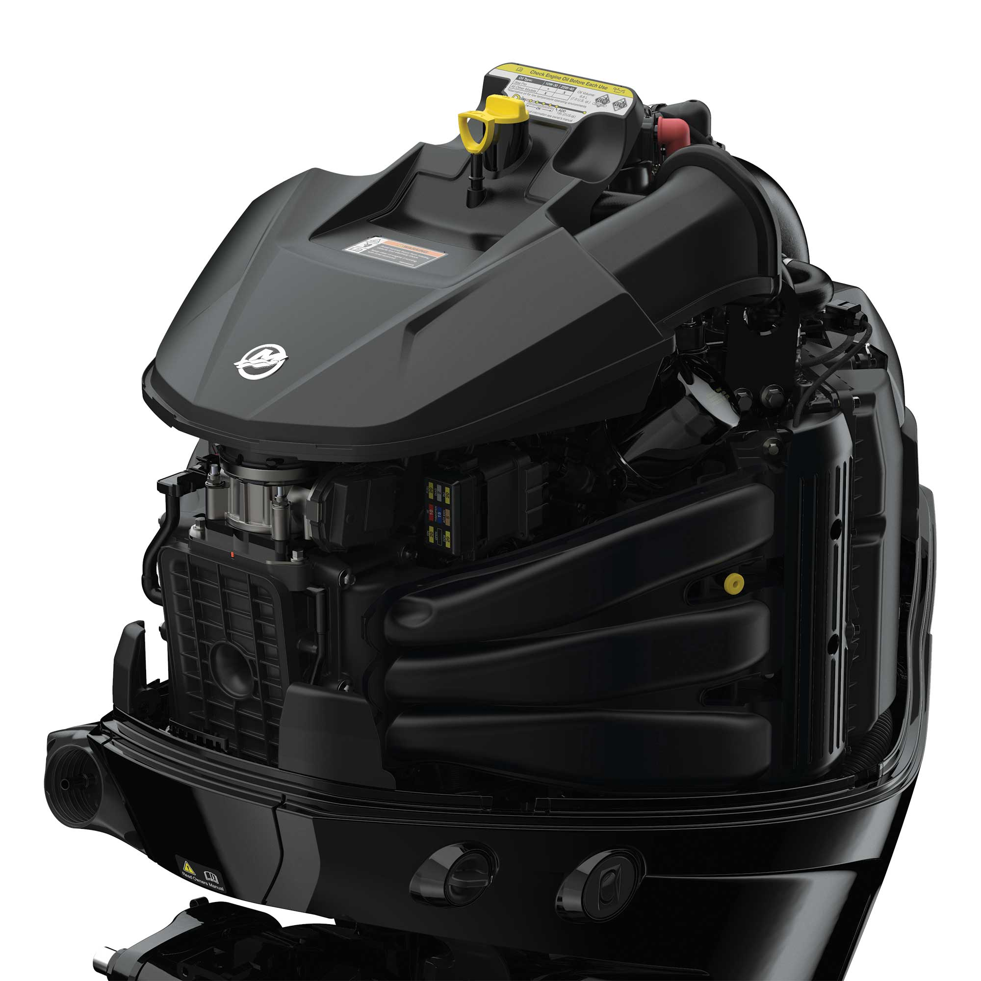 Mercury's New V-6 3 4L Outboards | Boating Magazine