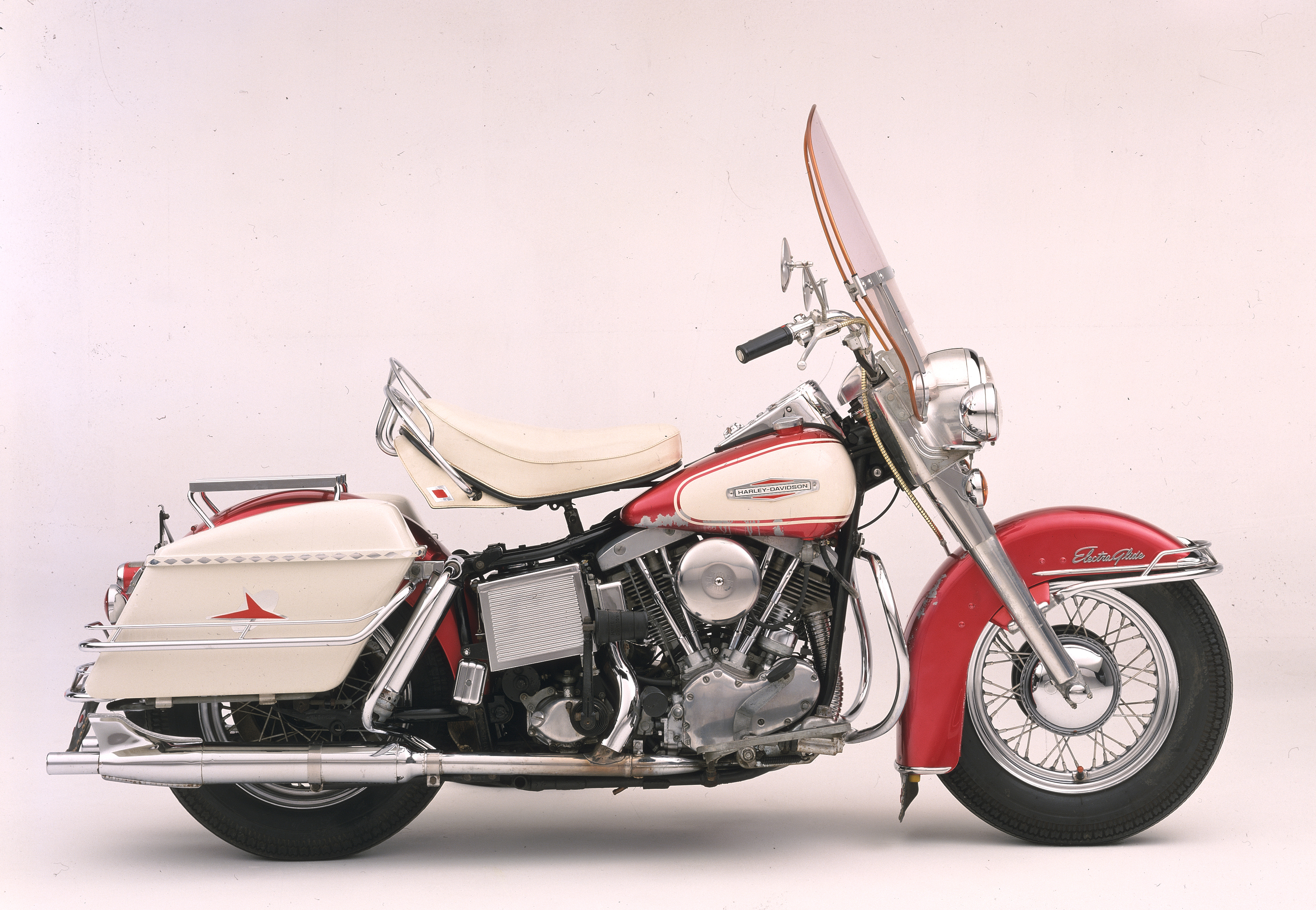 Harley-Davidson Shovelhead V-Twin Motorcycles - HISTORY OF