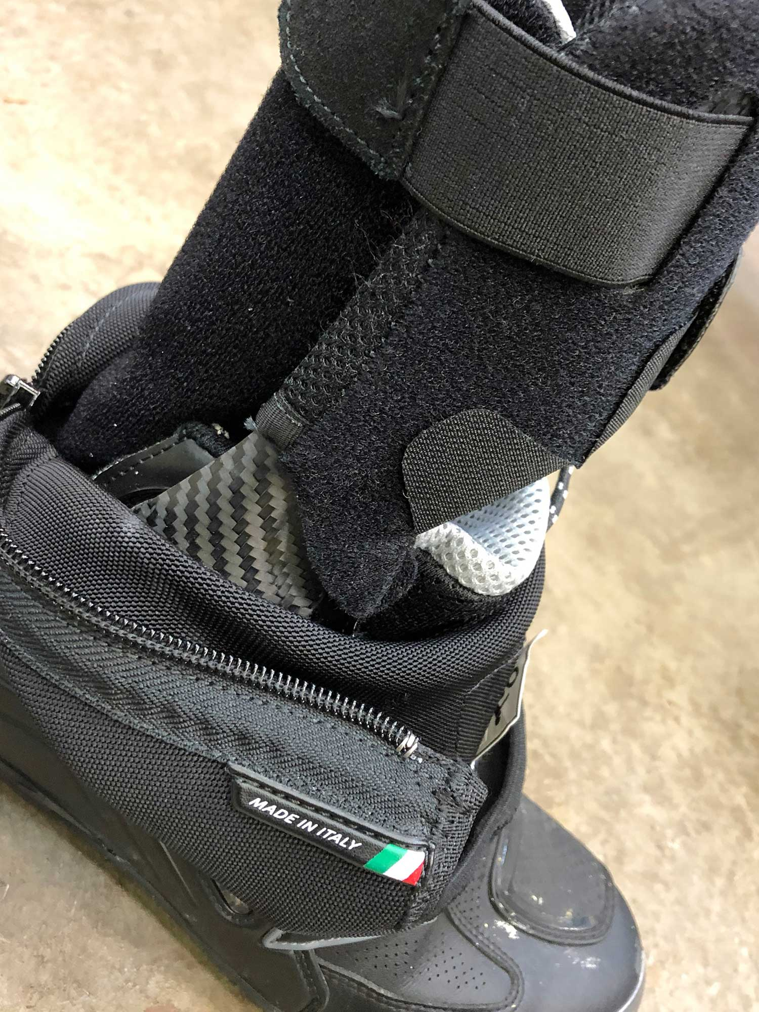 Dainese Axial D1 Boot Review   Cycle World