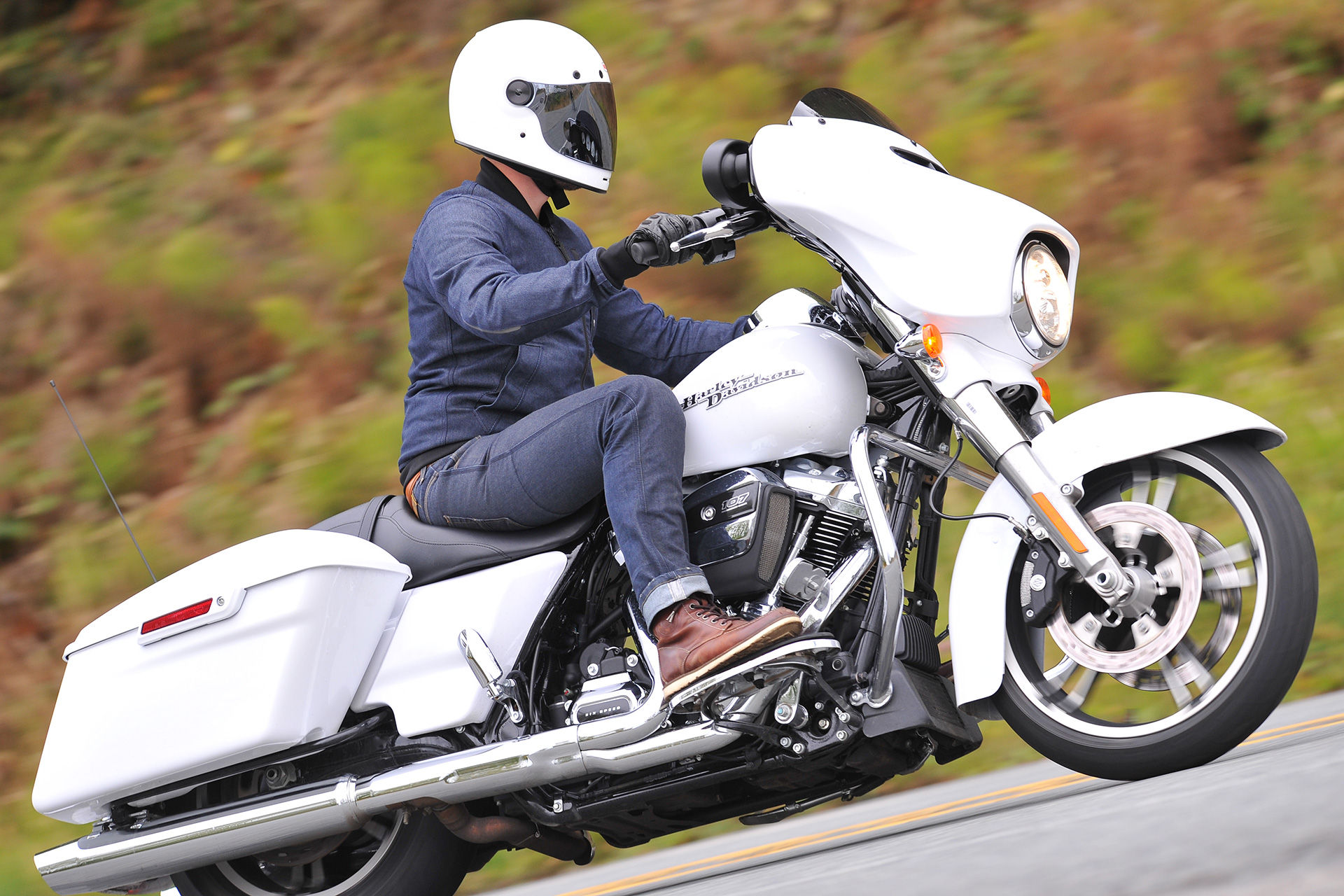 Harley-Davidson Screamin' Eagle Drag Racing Test | Cycle World